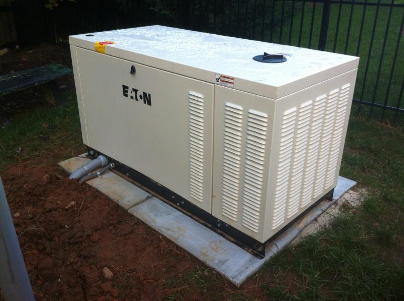 27 KW Home Standby Generator